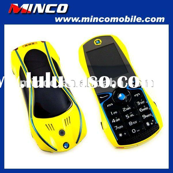 Unlocked GSM Dual SIM Luxury Mobile Phone i8 Car Phone