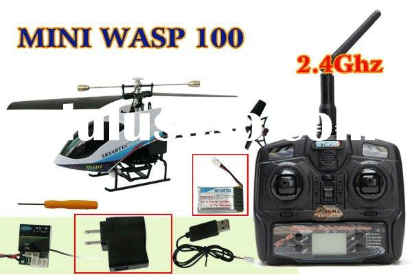 Wasp 100 spare parts list