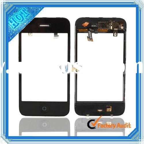 Wholesale LCD with Digitizer Assembly For iPhone 3GS