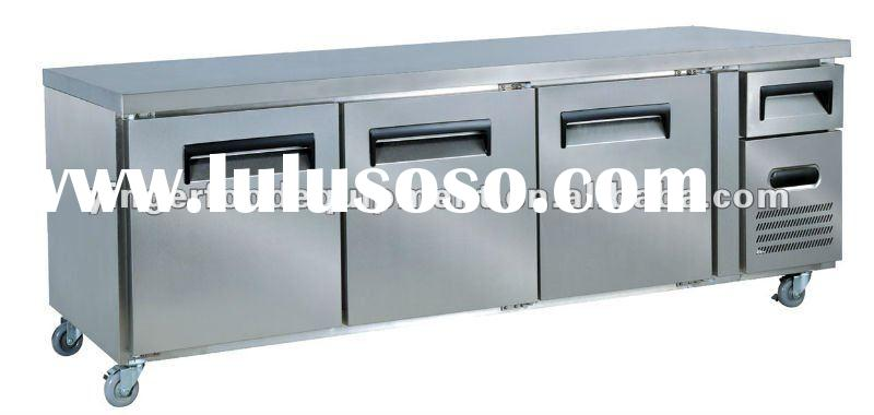 YGTG24L3 Commercial Kitchen Freezer and Refrigerator