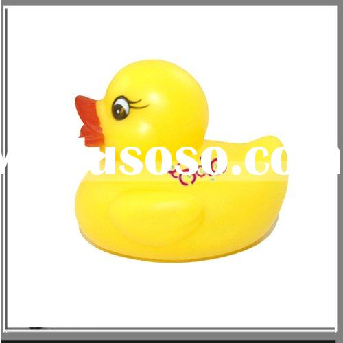 Yellow Rubber Duck Toys - Swimming Baby Kids Bath Funny Gift