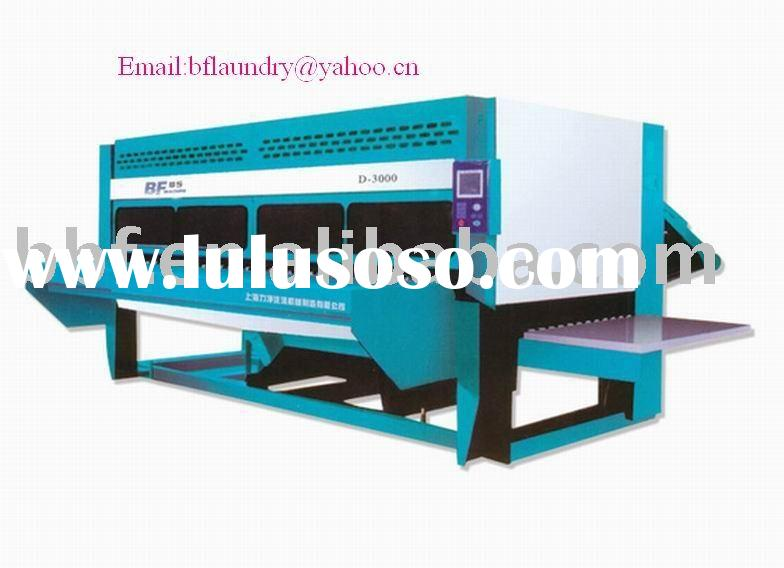 ZD3300-V Automatic clothes folding machine(laundry equipments)