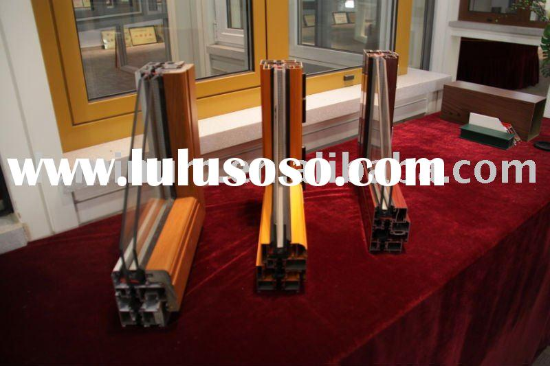 aluminum-wood window&door profiles