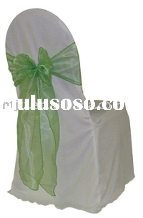 chair cover and sash wedding chair covers banquet chair covers