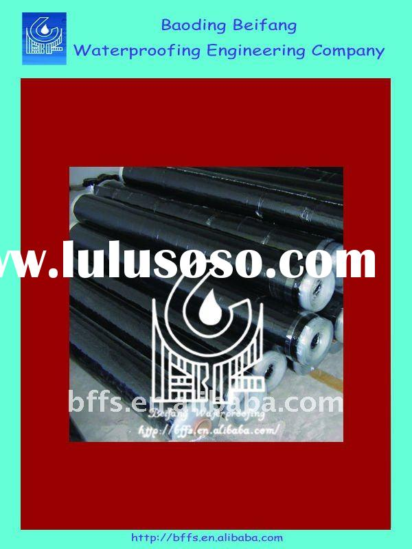 concrete self adhesive epdm rubber roofing waterproof membrane