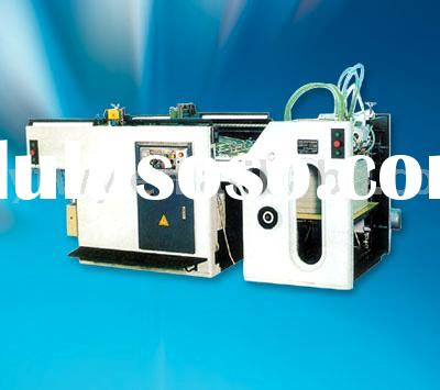 dry line screen printing machine