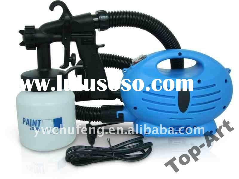 electric paint sprayer paint zoom paint gun