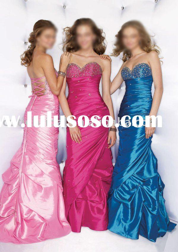 evening dress, evening gown, formal evening dress 5058