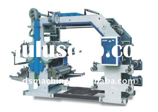 flexographic Plastic bag printing Machine for sale price