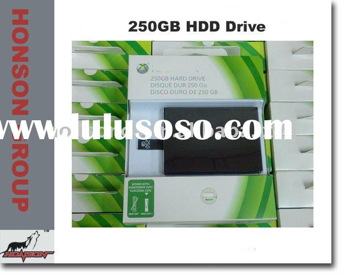 for XBOX360 Slim 250GB HDD Hard Drive