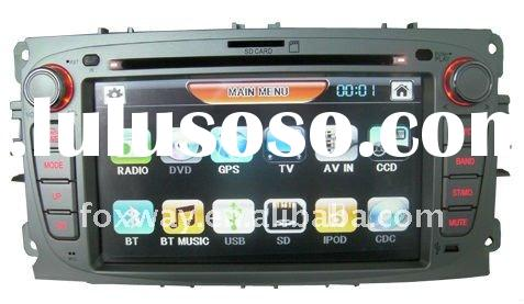 ford focus 7inch in dash car dvd gps