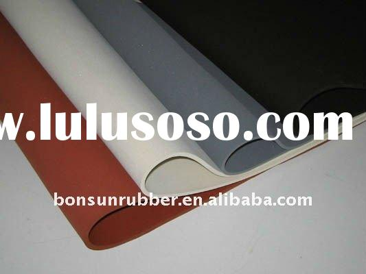 from 1mm to 50mm thickness Neoprene(CR) Rubber Sheet