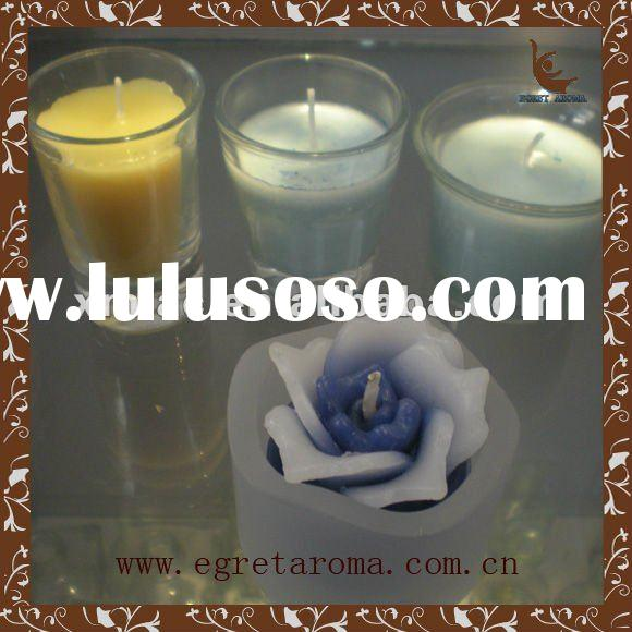 handmade scented candles, festival & party supplies