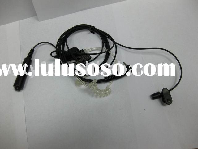 headset for walkie talkie OM-E39 Acoustic Tube Earpiece
