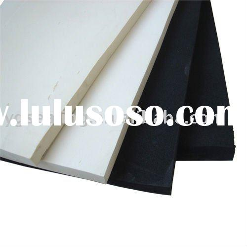 high elastic eva+ rubber foam sheet for sole