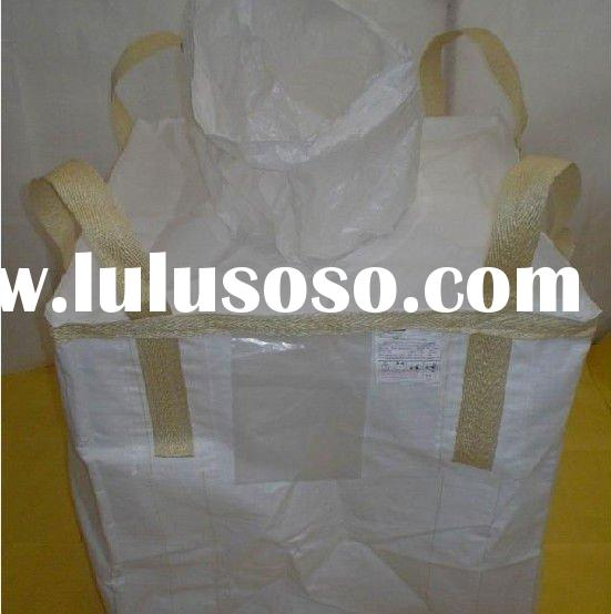 high quality and low price pp big bag with high temperature resistant