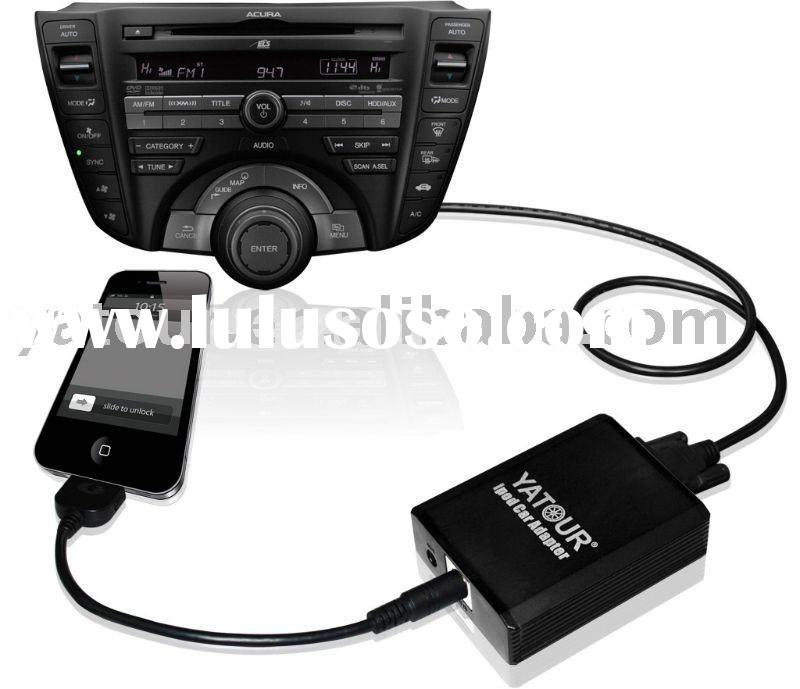 iPod/iPhone car integration audio (CD changer adapter interface) for Toyota Honda Mazda VW Audi BMW