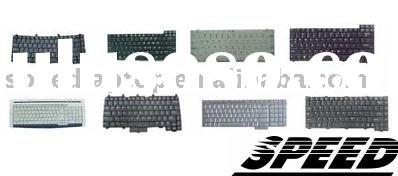 laptop keyboard, notebook keyboard computer keyboard for MSI wind U100 U120 black, GR layout