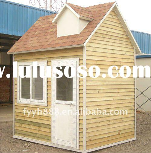 luxury outdoor mobile booth/kiosk/sentry box