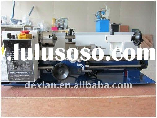 mini lathes for sale DX-C0 high quality Variable speed, small size lathe machine
