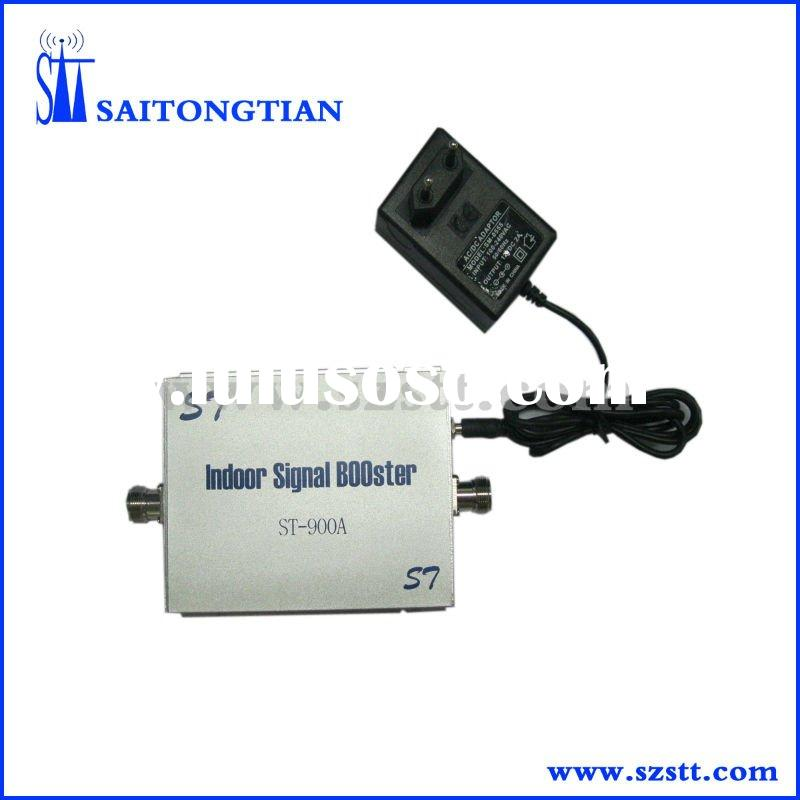 mobile signal amplifier mobile phone repeater 900/1800mhz GSM/DCS Dual band mobile signal booster