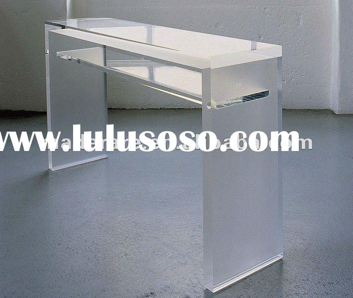 Lucite acrylic desk lucite acrylic desk manufacturers in for Perspex desk