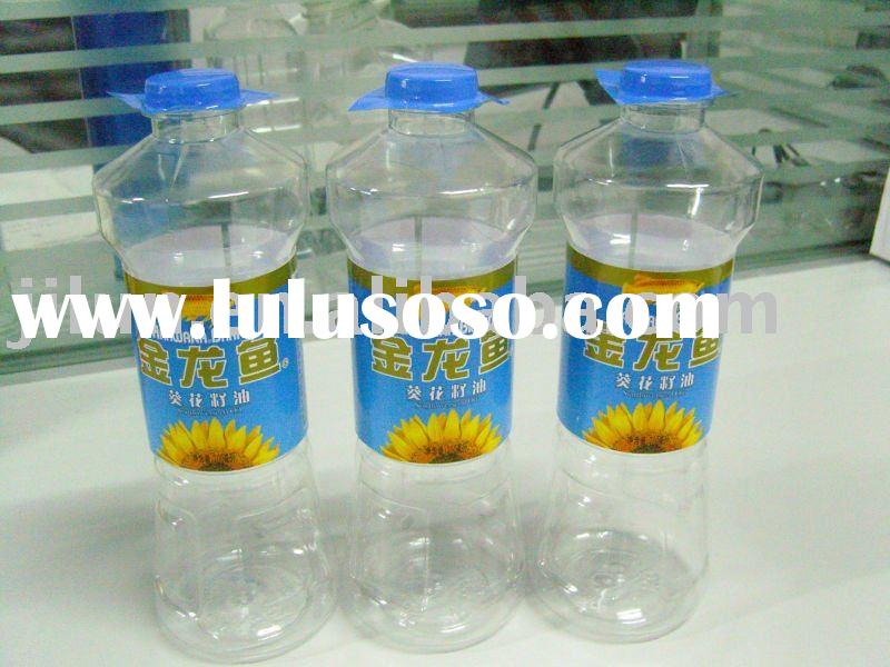 pet plastic olive oil bottle/PET bottle for cooking oil bottle