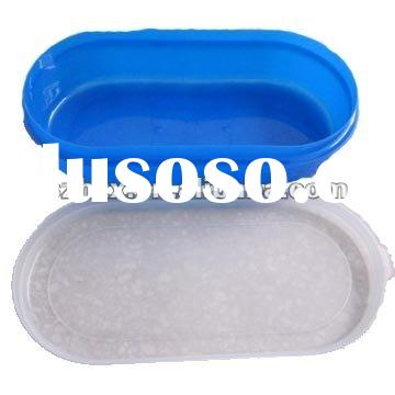 plastic small storage box with lid