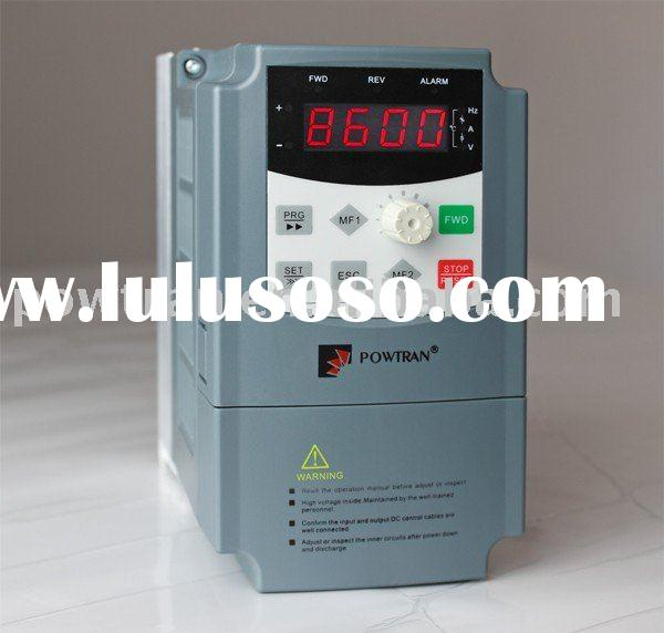 sensorless vector control single phase PI 8600 frequency inverter VSD low voltage ac motor VFD