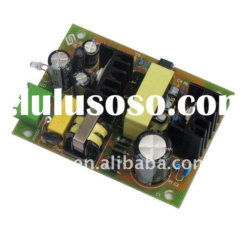 several types of open-frame PCB board of power supply