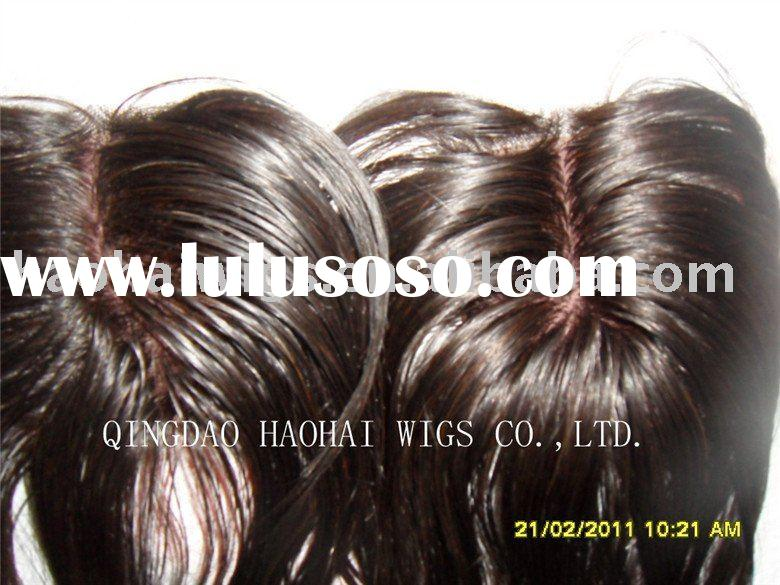 silk top lace hair closure