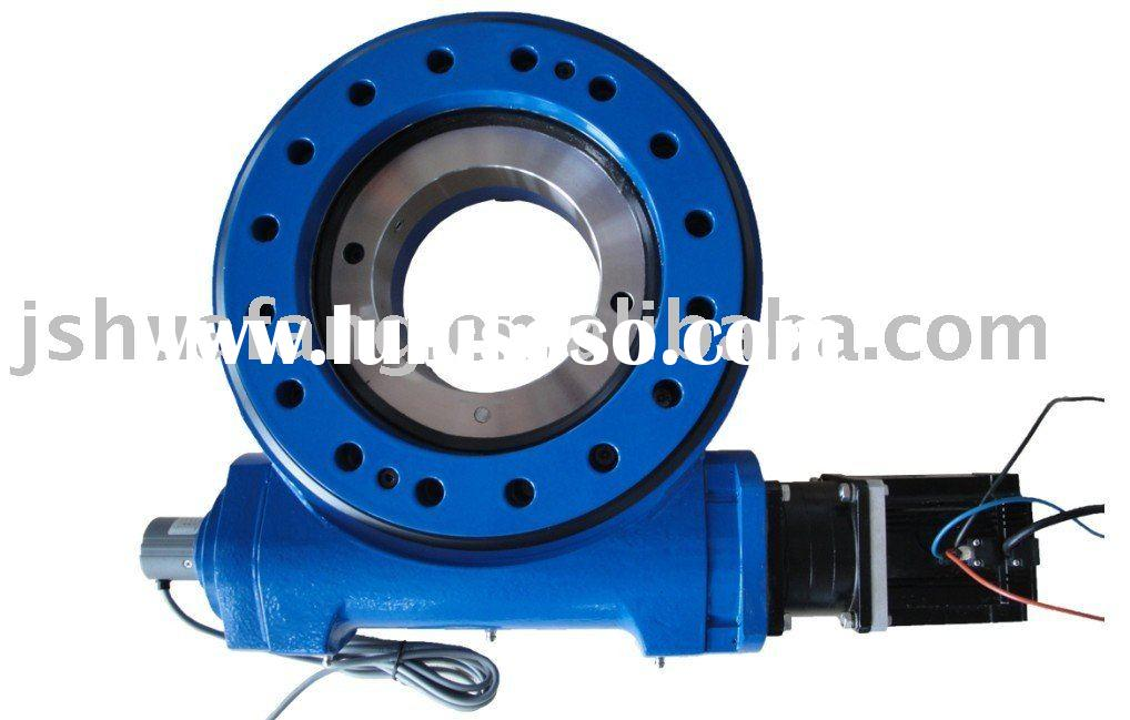 slewing drive with DC brushless motor