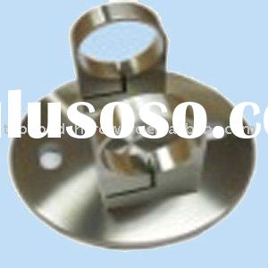 stainless steel round wall bracket