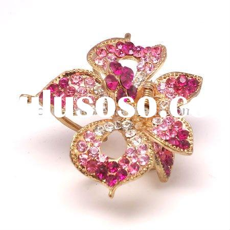 stock lots new fashion jewellery #00715 lady and girl hairgrip/hair accessory/hairwear/hair pins/hai