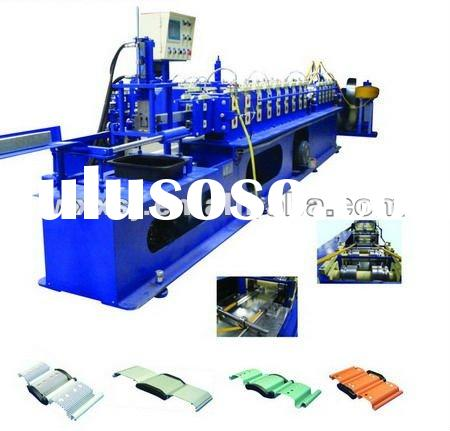 z section cold roll forming machine