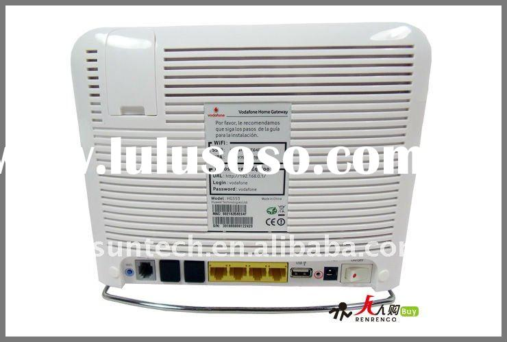 100% Brand new,3g ADSL router Huawei vodafone hg553