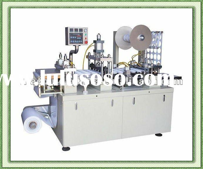 2012 High-Speed Good Quality Low Price Automatic disposable Cup Lid Machine Plastic Cup Lid Machine