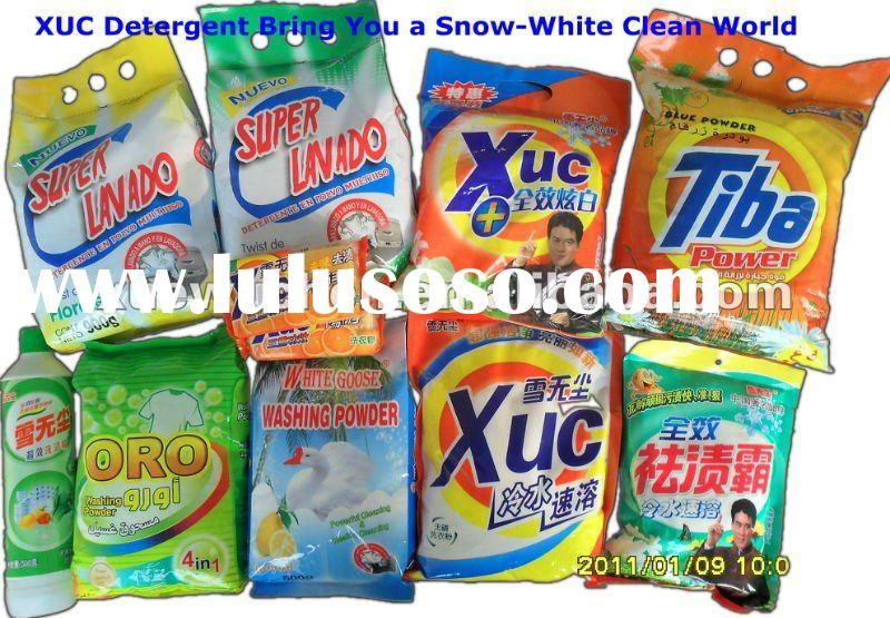 2012 Hot Selling High foam, Competitive Price Washing Powder, Detergent Powder, Laundry Detergent