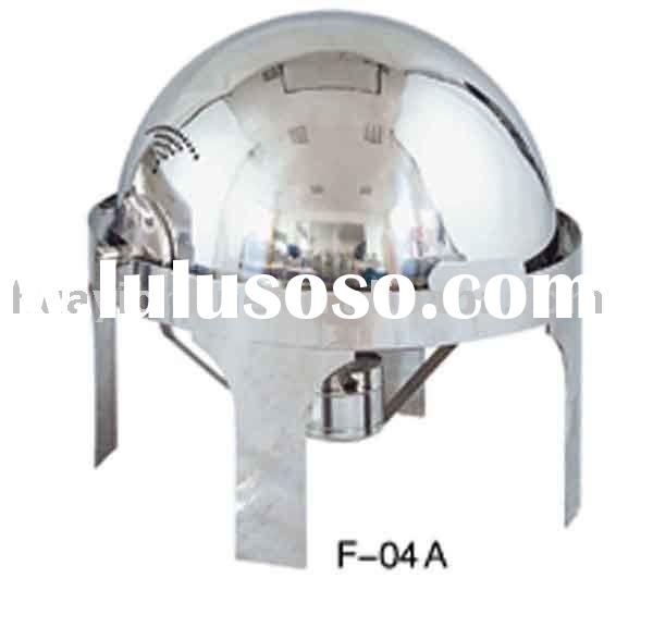 2012 New ball design stainless steel chafing dish