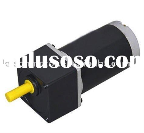 25w 24v high torque low rpm dc gear motor