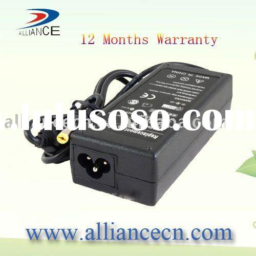 3-Prong Switching Power Adapter for ACER Aspire 65W
