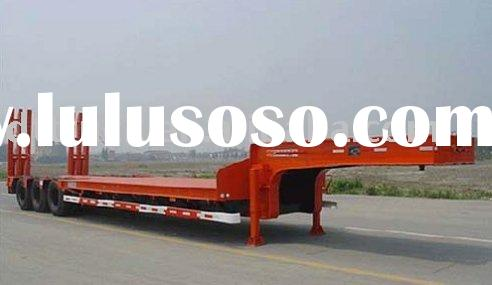 3 axle lowbed trailer