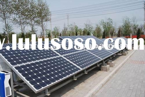 5KW 10KW 20KW household solar system / high quality solar system / 5KW home solar system