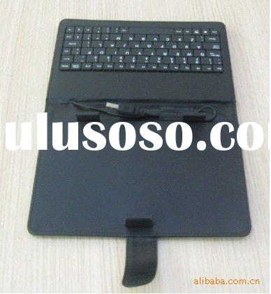 7 Inch Keyboard Case for Android Tablet with Stylus Pen, Mini USB Port