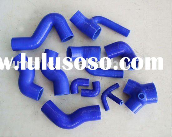 AUTO radiator silicone hose kit for audi s4 rs4 2.7 bi-turbo turbo silicone pipe blue