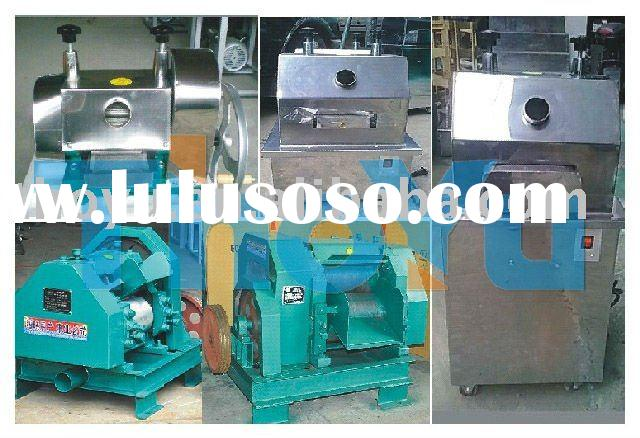 Advanced design sugar cane crusher machine to make sugar cane juice