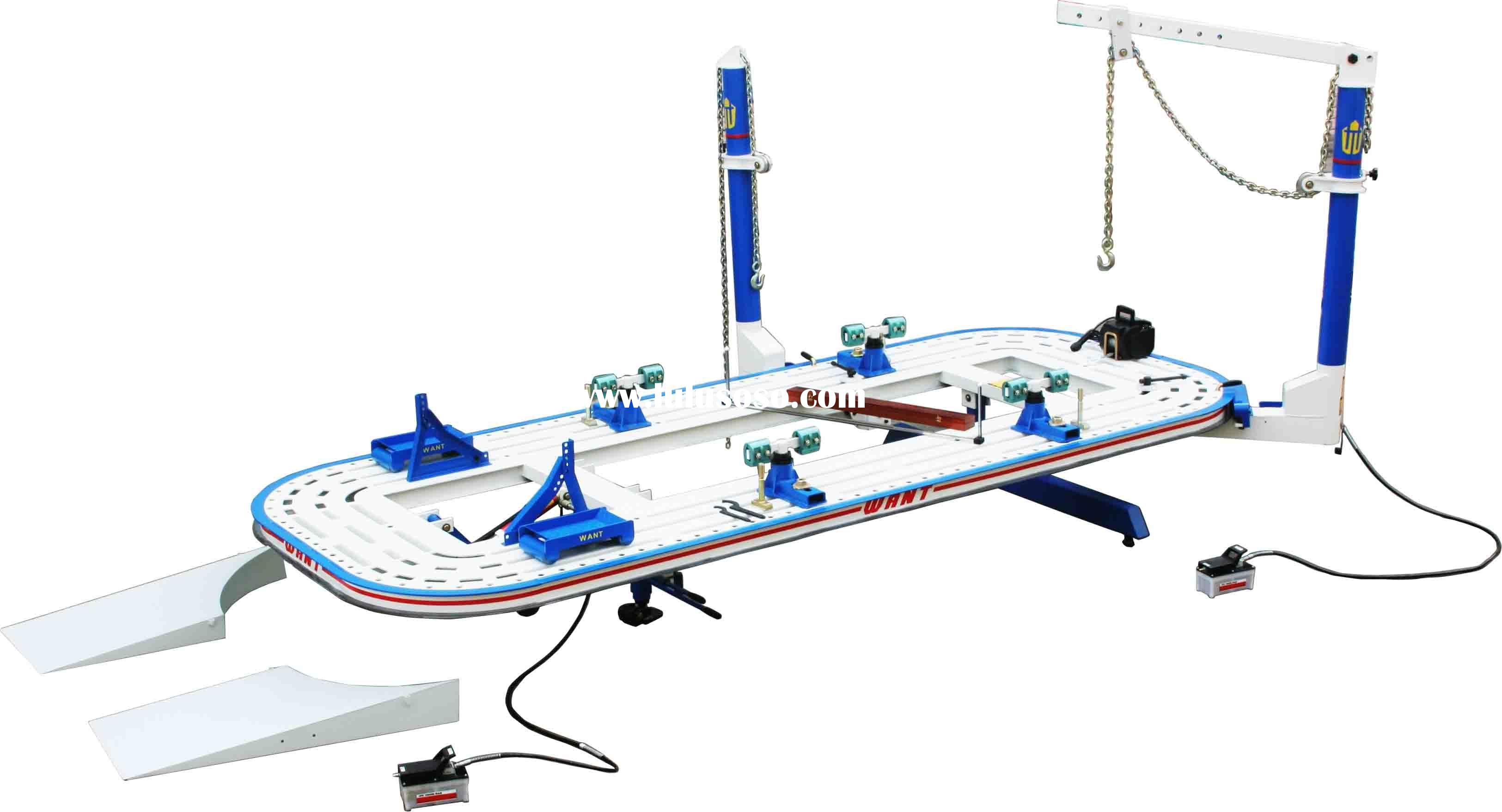 Auto Body Collision Straightening Bench A
