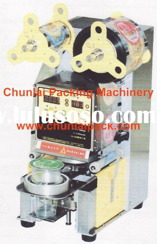 Automatic Bubble Tea Cup Seaing Machine
