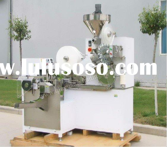 Automatic Tea Bag Machine with Thread,Tag,Foil Envelopes