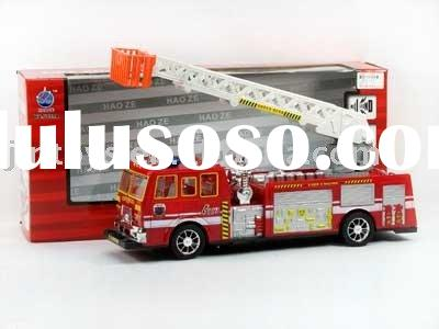 B/O Fire Engine with Light&Music,EN 71 Approval,battery operated fire engine,electrical car toy
